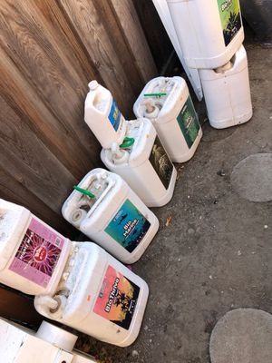 Grow nutrients for Sale in Oakland, CA