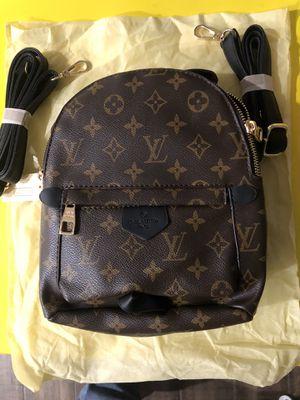 Louis Vuitton Monogram Palm Spring MINI Backpack Purse Hand Bag for Sale in Philadelphia, PA