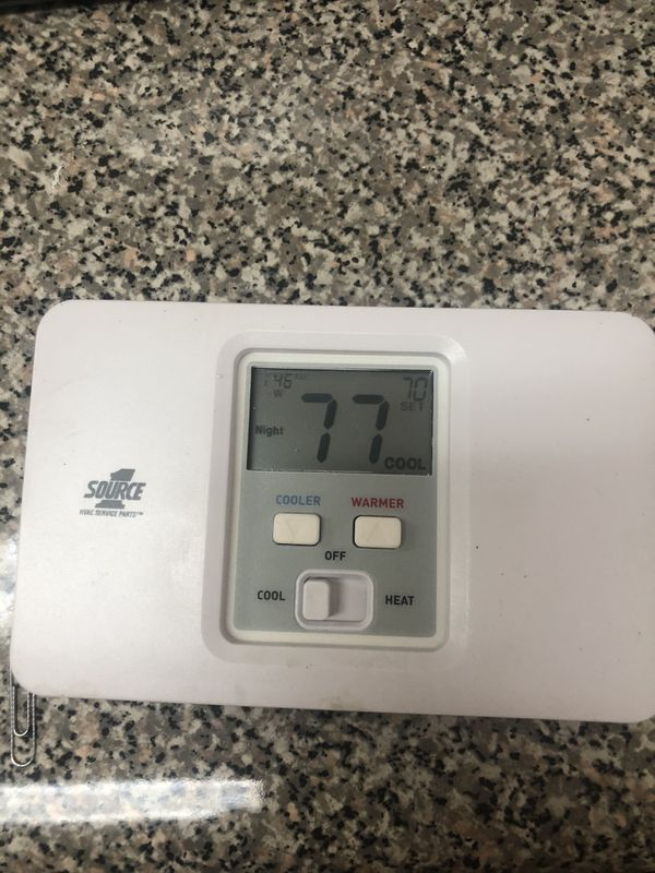 Honeywell thermostats / source 1 thermostat