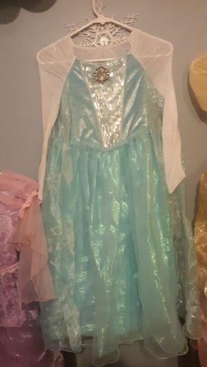 Disney frozen Elsa's dress for Sale in Chicago, IL