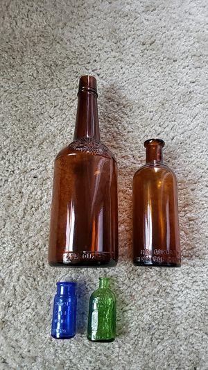 Antique bottles for Sale in Portland, OR