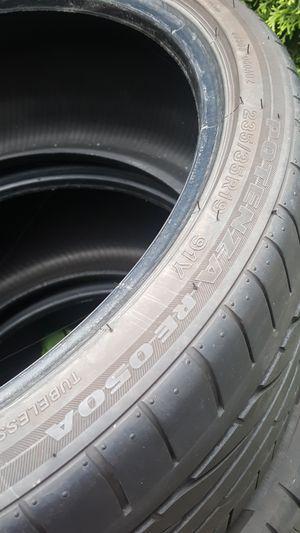 Single Tire 235/35/R19 91Y Bridgestone Potenza for Sale in Seattle, WA