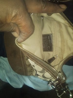 Coach Bag-Purss for Sale in St. Louis, MO