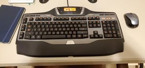 Logitech G15 Gaming Keyboard for Sale in Indian Land, SC