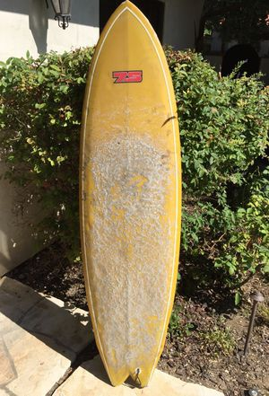 "7S super fish surfboard 6'3"" for Sale in Los Angeles, CA"