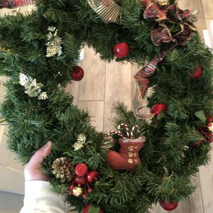 Christmas Wreath for Sale in Pleasant Hill, CA