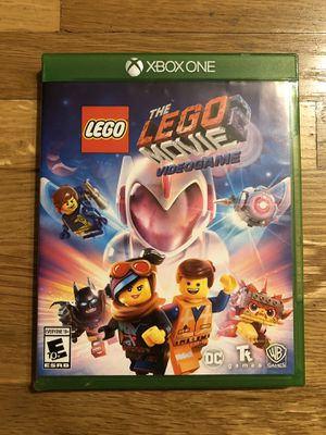 The LEGO Movie 2 Videogame - Xbox One for Sale in Los Angeles, CA
