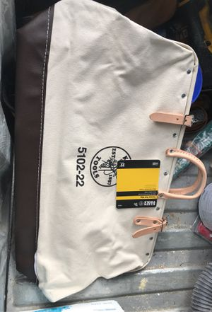 Klein-Tools carry bag for Sale in Seattle, WA