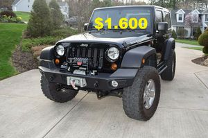 ⚡️I'm selling Urgently Good condition-2010 Jeep Wrangler $1,6OO⚡️ for Sale in Berkeley, CA