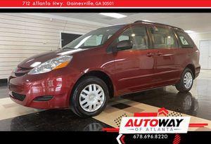 2006 Toyota Sienna for Sale in Gainesville, GA