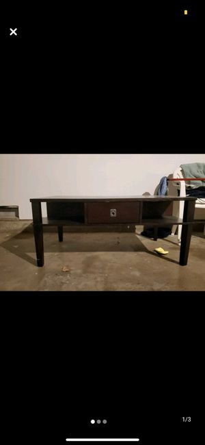 All wood coffee table for Sale in Simi Valley, CA