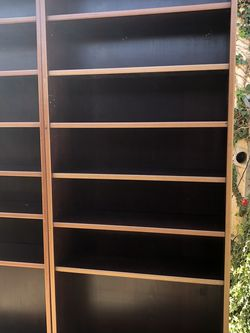 Executive Bookshelves $125/each for Sale in Rancho Cucamonga,  CA