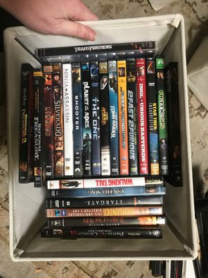 Movies (action) for Sale in Amarillo, TX