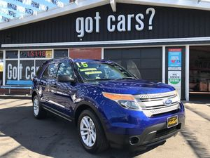 2015 Ford Explorer for Sale in Norwalk, CA