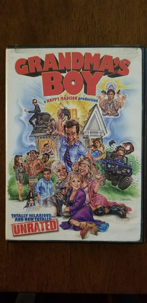 Grandma's Boy UNRATED DVD for Sale in Canyon Country, CA