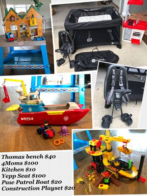 Various kids items and toys for Sale in Orlando, FL