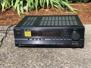 Onkyo HT-R540 AV Receiver 7.1 X 110 Watts for Sale in Vancouver, WA