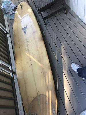 Towers 10ft longboard surfboard for Sale in Los Angeles, CA