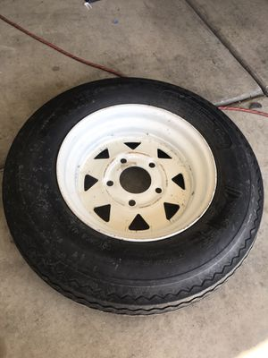 Trailer tire for Sale in Las Vegas, NV