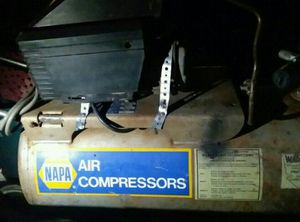 Napa aircompresser for Sale in Fitzgerald, GA