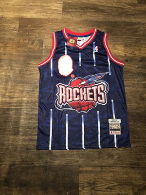 Houston Rockets Bape Jersey for Sale in Grand Prairie, TX