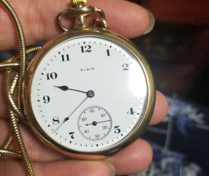 ELGIN POCKET WATCH for Sale in Fairfax, VA