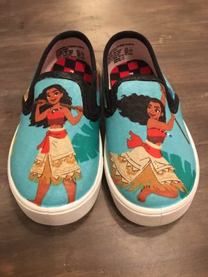 Moana shoes for Sale in Longview, WA