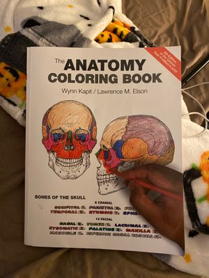 Anatomy book new for Sale in Menifee, CA