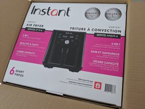 Instant Vortex air fryer for Sale in Houston, TX