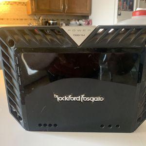Rockford Fosgate T500-1bd Amp for Sale in Mesa, AZ