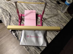 American Girl Gymnastics Set for Sale in Plano, TX