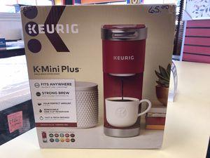 Keurig K Mini Plus Single Server Coffee Maker for Sale in Virginia Beach, VA