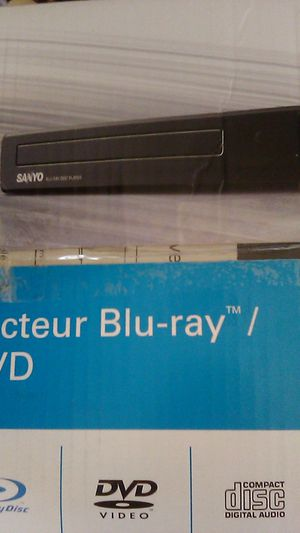Blue ray player for Sale in Grove City, OH