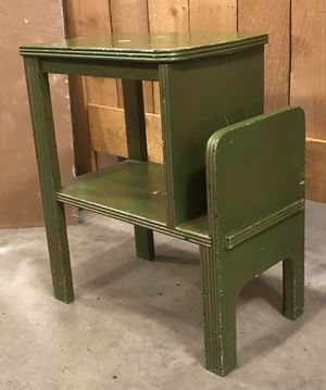 Rustic side table for Sale in Seattle, WA
