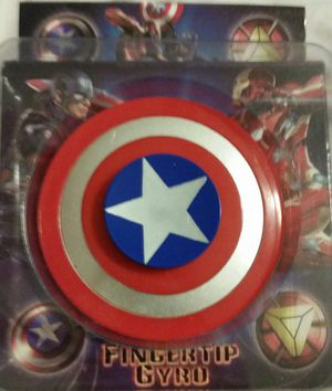 Captain America Iron Man Fidget Spinners for Sale in Land O Lakes, FL