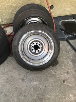 4x114.3 15x10 for Sale in Los Angeles, CA