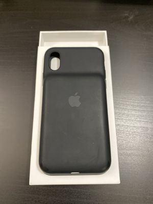 Apple iPhone XS Smart Battery Case OEM in Black in great condition! for Sale in Doraville, GA