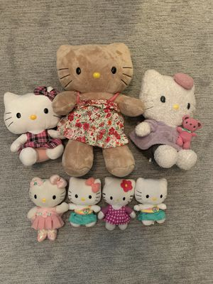 Hello Kitty Plushies for Sale in Gilbert, AZ
