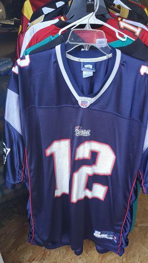 New England Patriots Tom Brady Jersey Size XXL for Sale in Riverside, CA