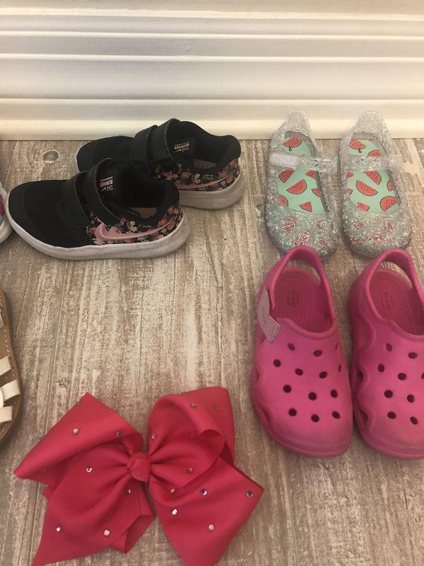 Nike, Crocs, Skechers, Happy Camper Size 9 Shoes