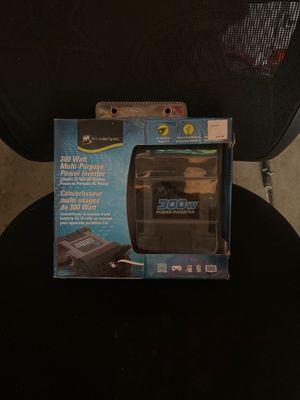 Power inverter 300 watt for Sale in Fresno, CA