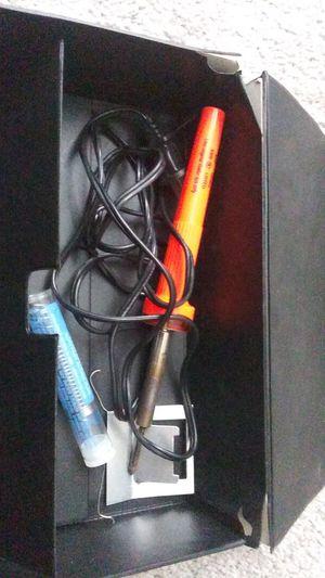 Weller soldering iron w/ solder for Sale in Las Vegas, NV