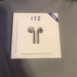 i12 TWS -true Wireless Stereo for Sale in Antioch,  CA