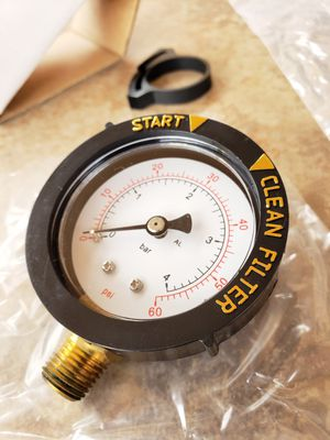 Pentair Clean and Clear Swimming Pool cartridge filter pressure gauge relief valve for Sale in Buckeye, AZ