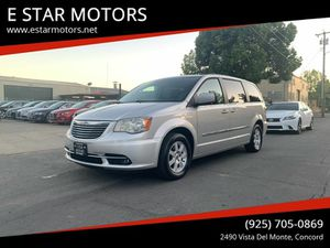 2012 Chrysler Town & Country for Sale in Concord, CA