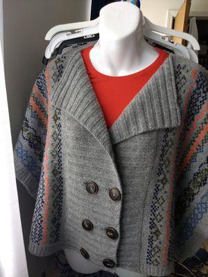 Kerisma Shawl-vest for Sale in Methuen, MA