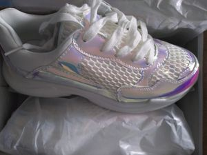 Very G shimmer dad sneakers size 6M women's (4 youth size) brand new for Sale in Renton, WA