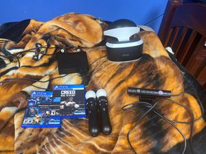 PlayStation VR ( 2 games ) or best offer ! for Sale in Philadelphia, PA