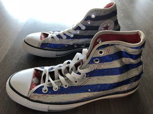 Converse high top size 9 for Sale in San Francisco, CA