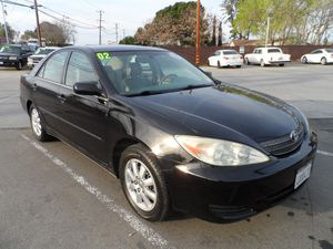**ONE OWNER**2002 TOYOTA CAMRY**LOW MILES** for Sale in Brentwood, CA